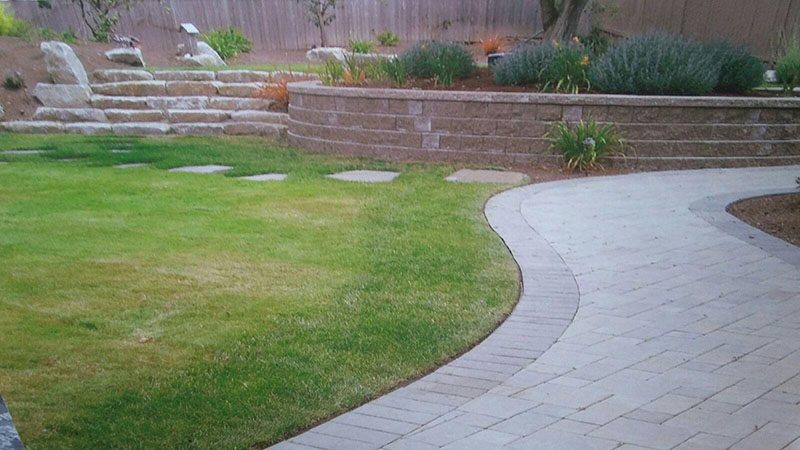 Red roses landscaping services seattle tacoma for Landscaping rocks tacoma